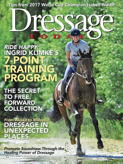 Dressage Today Cover - 6/1/2017