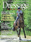 Dressage Today Magazine 6/1/2017