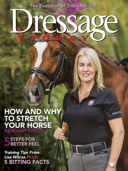Dressage Today Cover - 5/1/2017