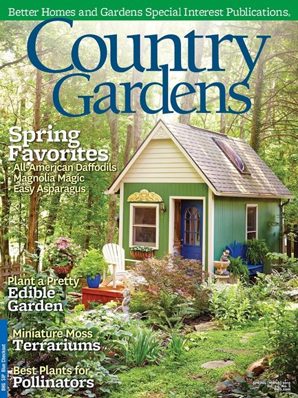 Country Gardens Cover - 4/1/2015