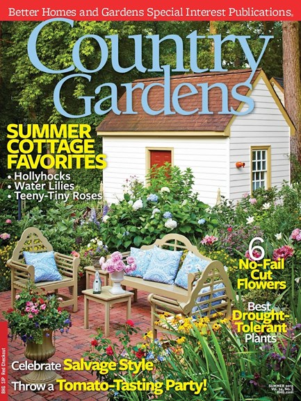 Country Gardens Cover - 7/1/2015
