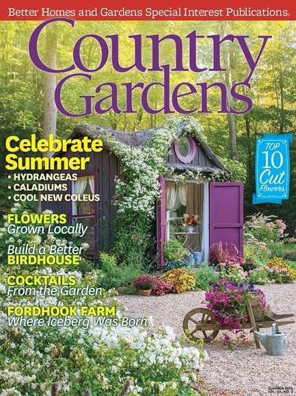 Country Gardens Cover - 7/1/2016