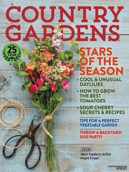 Country Gardens Cover - 7/1/2017