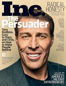 Inc. Magazine 10/1/2016