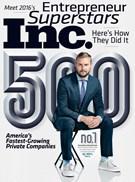 Inc. Magazine 9/1/2016
