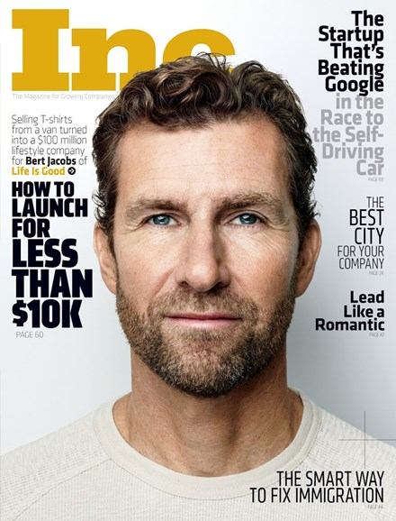 Inc. Magazine Cover - 2/1/2015