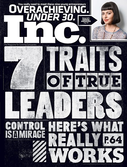 Inc. Magazine Cover - 6/1/2013