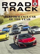 Road and Track Magazine 12/1/2016