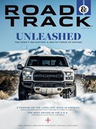 Road and Track Magazine 6/1/2017