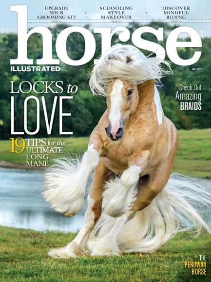 Horse Illustrated Cover - 5/1/2017