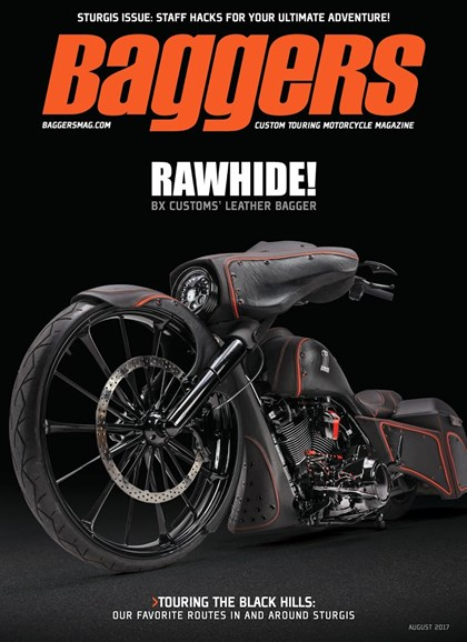 Baggers Cover - 8/1/2017