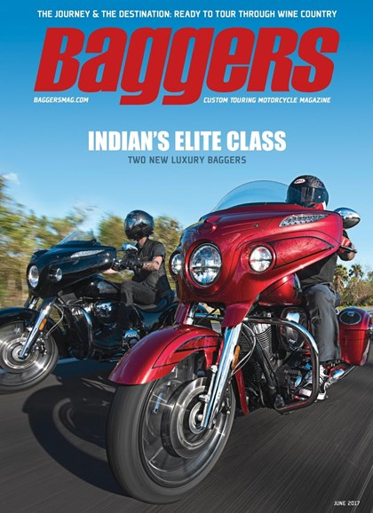 Baggers Cover - 6/1/2017