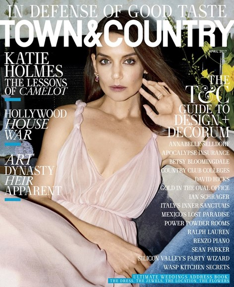 Town & Country Cover - 4/1/2017