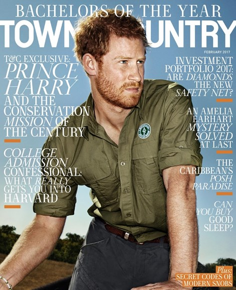Town & Country Cover - 2/1/2017