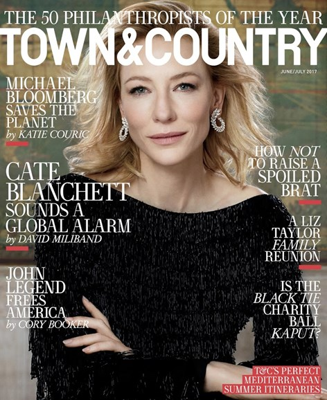 Town & Country Cover - 6/1/2017