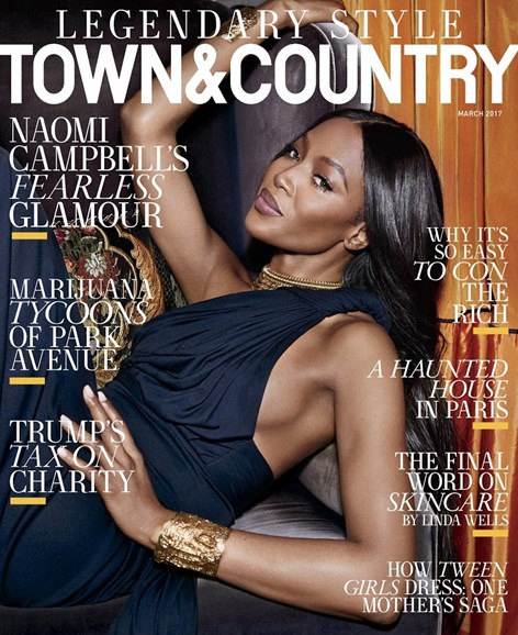 Town & Country Cover - 3/1/2017