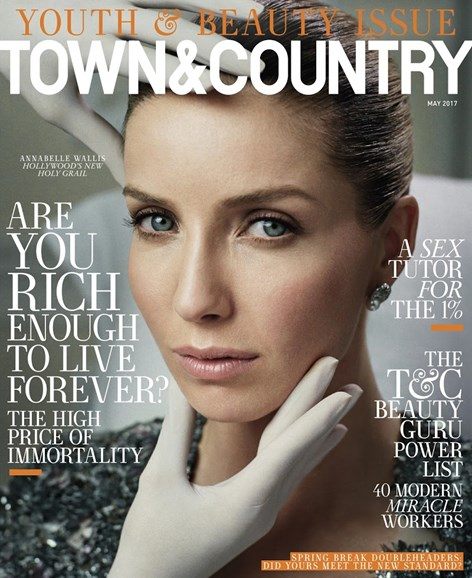 Town & Country Cover - 5/1/2017