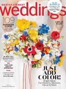 Martha Stewart Weddings 6/1/2017