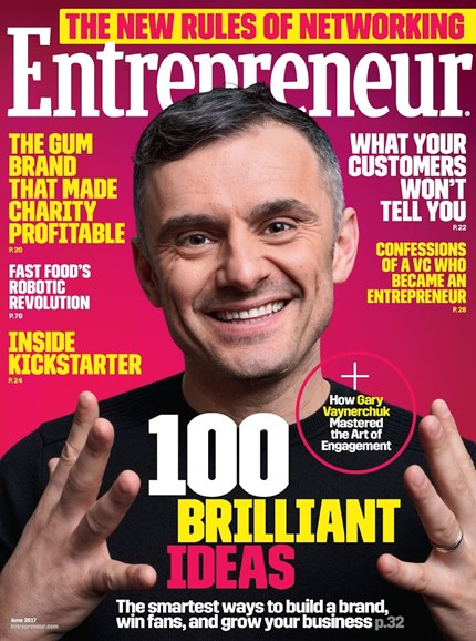 Entrepreneur Cover - 6/1/2017