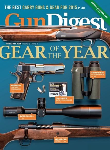 Gun Digest Cover - 12/1/2015