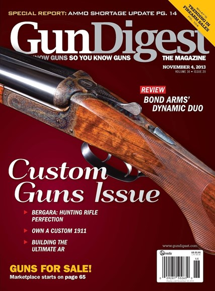 Gun Digest Cover - 11/4/2013