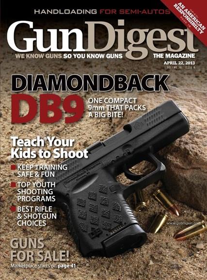 Gun Digest Cover - 4/22/2013