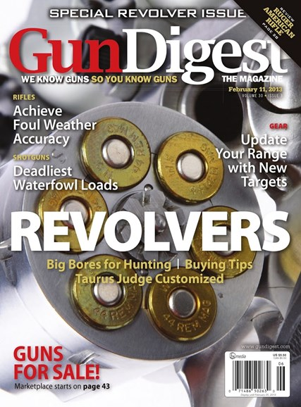 Gun Digest Cover - 2/11/2013