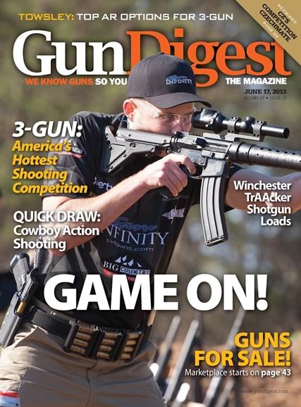 Gun Digest Cover - 6/17/2013