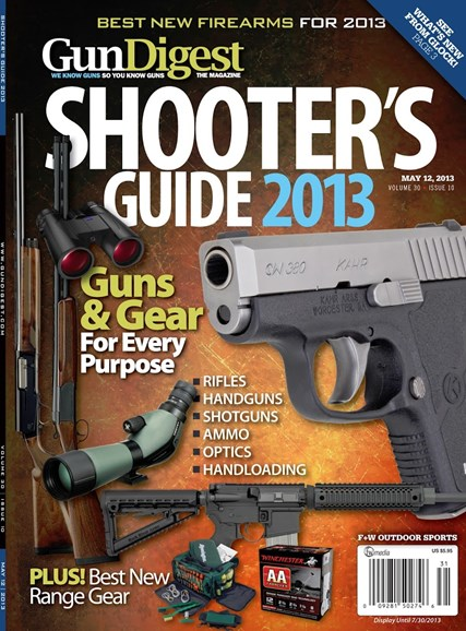 Gun Digest Cover - 5/12/2013