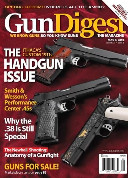 Gun Digest Cover - 5/6/2013