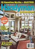 Family Handyman Magazine 6/1/2016