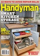 Family Handyman Magazine 10/1/2016