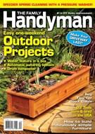 Family Handyman Magazine 4/1/2015
