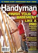Family Handyman Magazine 5/1/2015