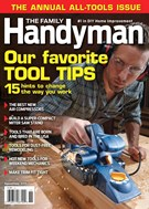 Family Handyman Magazine 11/1/2015