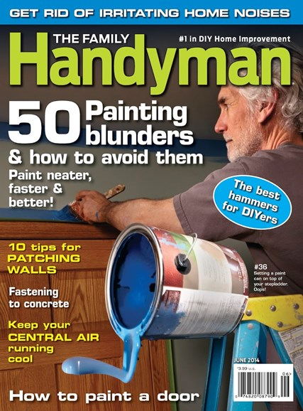 The Family Handyman Cover - 6/1/2014