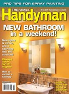 Family Handyman Magazine 10/1/2014