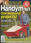 Family Handyman Magazine 5/1/2013