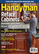 Family Handyman Magazine 10/1/2013
