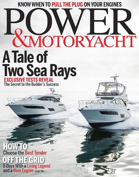 Power & Motoryacht Cover - 4/1/2017