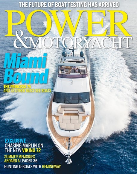 Power & Motoryacht Cover - 2/1/2017