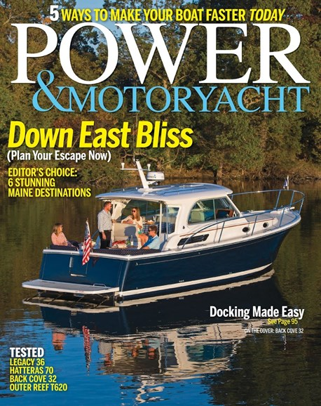 Power & Motoryacht Cover - 1/1/2017