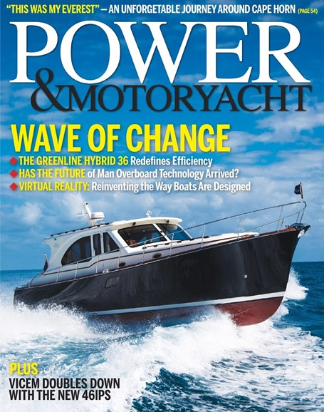 Power & Motoryacht Cover - 6/1/2017