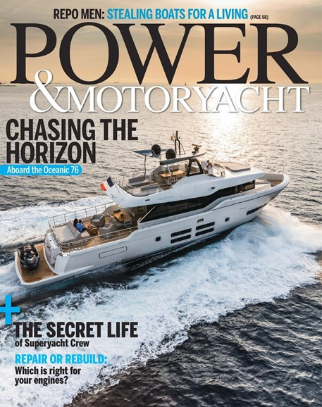 Power & Motoryacht Cover - 3/1/2017