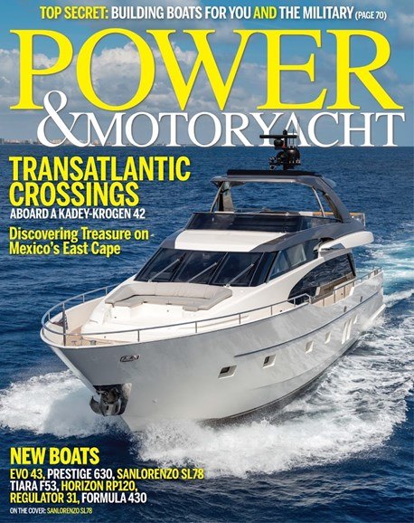 Power & Motoryacht Cover - 5/1/2017