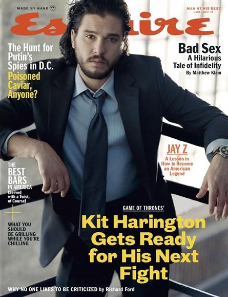 Esquire Cover - 6/1/2017