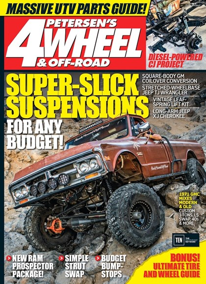 4 Wheel & Off-Road Cover - 8/1/2017