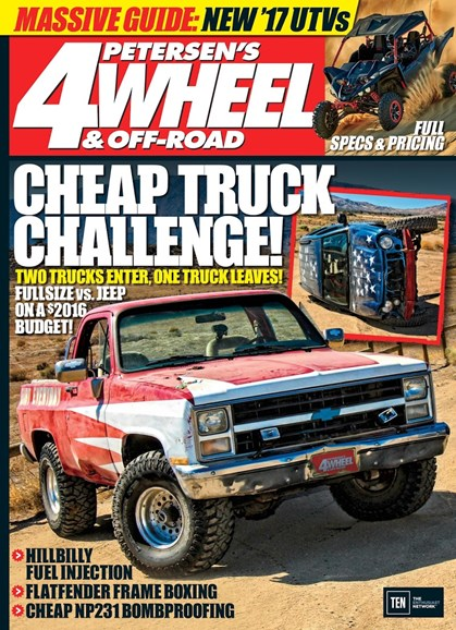 4 Wheel & Off-Road Cover - 1/1/2017