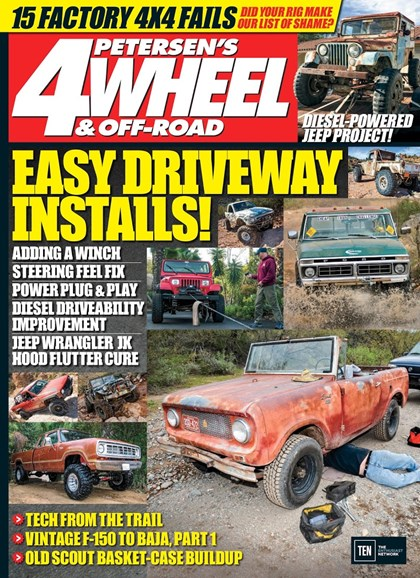 4 Wheel & Off-Road Cover - 7/1/2017