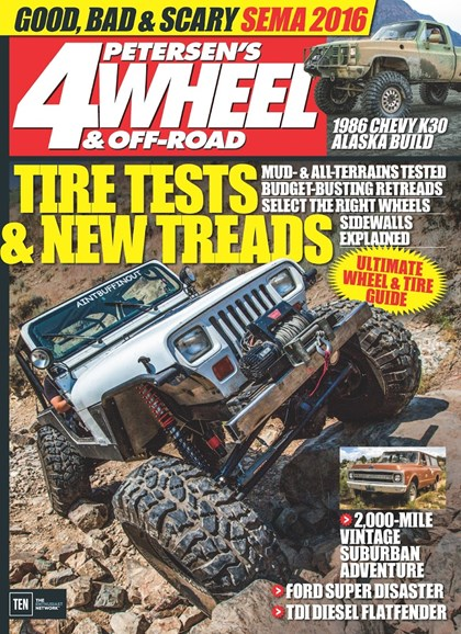 4 Wheel & Off-Road Cover - 3/1/2017